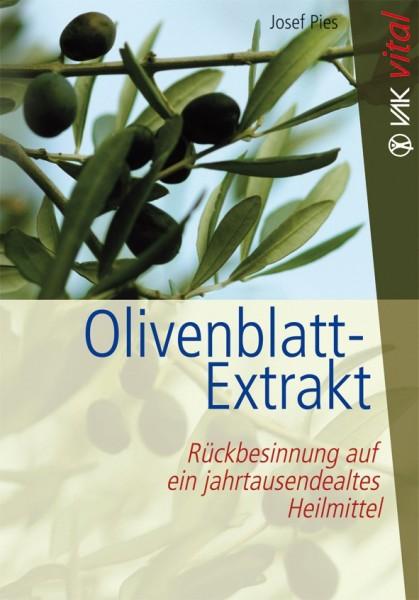 Olivenblatt-Extrakt Rückbesinnung auf ein jahrtausendealtes Heilmittel