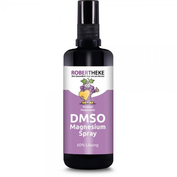 DMSO 60% Lösung | Magnesium Spray 100ml