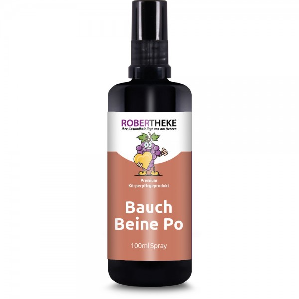 DMSO | Bauch Beine Po Spray 100ml | Robertheke