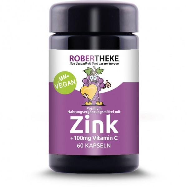 Zink 30mg & 100mg Vitamin C