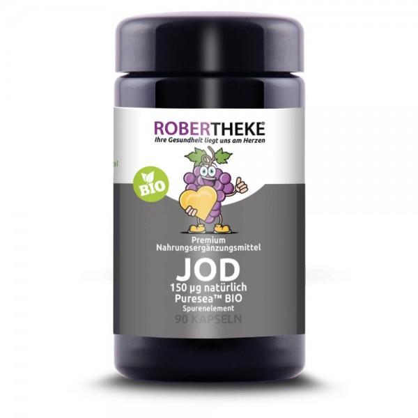 JOD 150 μg natürlich Puresea™ BIO | Robertheke