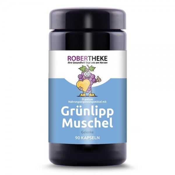 Grünlippmuschel 500 mg   150 Stk. Kapseln