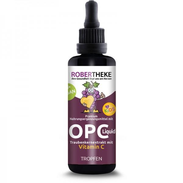 OPC Liquid Kids | Kinder Traubenkernextrakt & Vitamin C