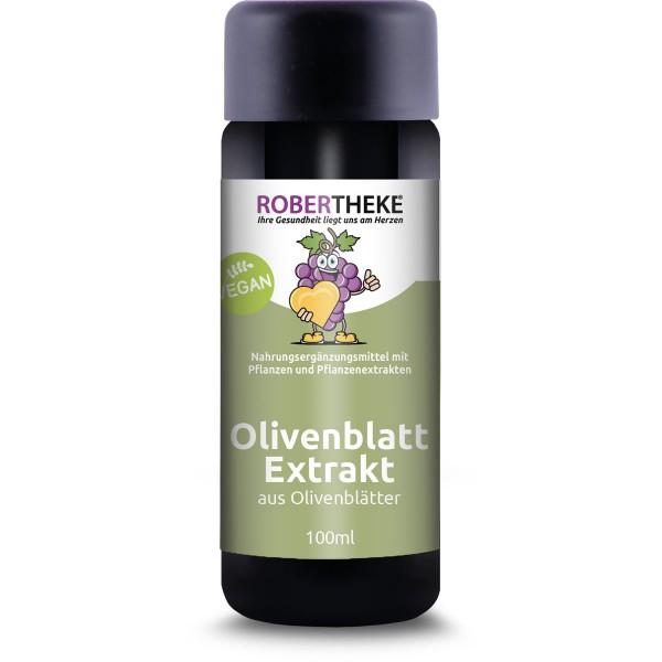 Olivenblattextrakt 100ml | Robertheke