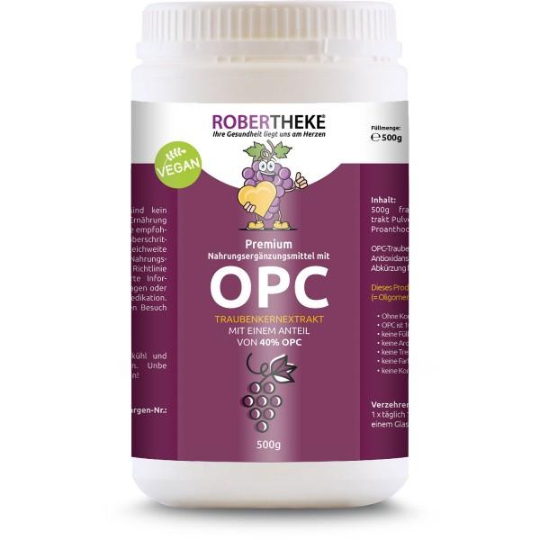 OPC Pulver (40% OPC), 500g (aus Frankreich)   Robertheke